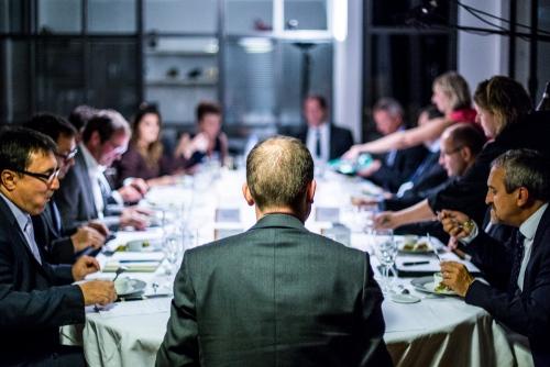 Diner Alliancy Complémentaires Santé Elcimai