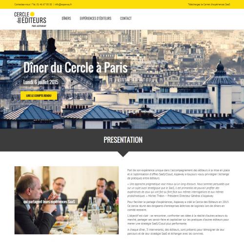 Site Cercle Editeurs Aspaway