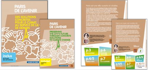 Paris de l'avenir - des solutions concrètes pour le climat